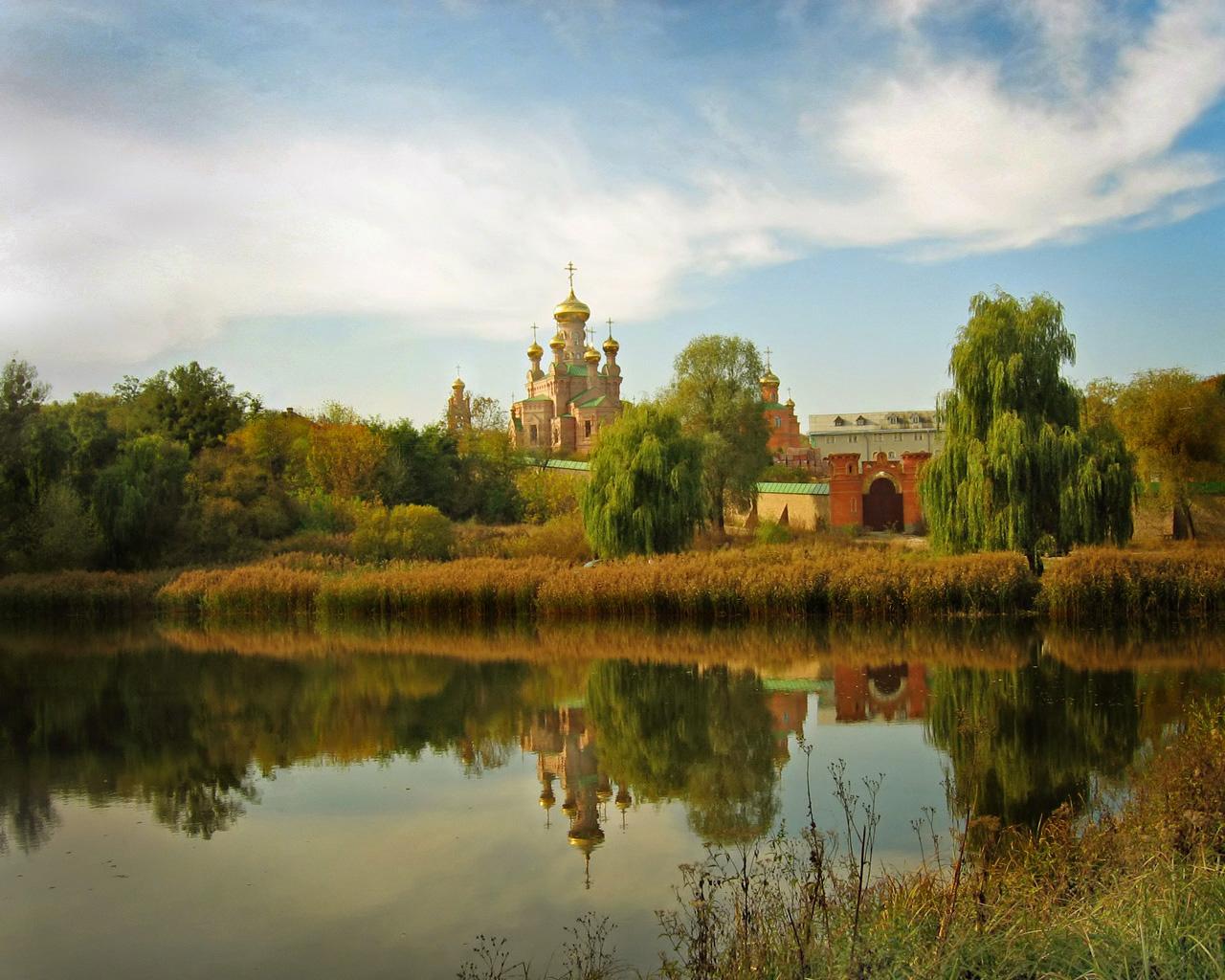 Фото русских пейзажей 4