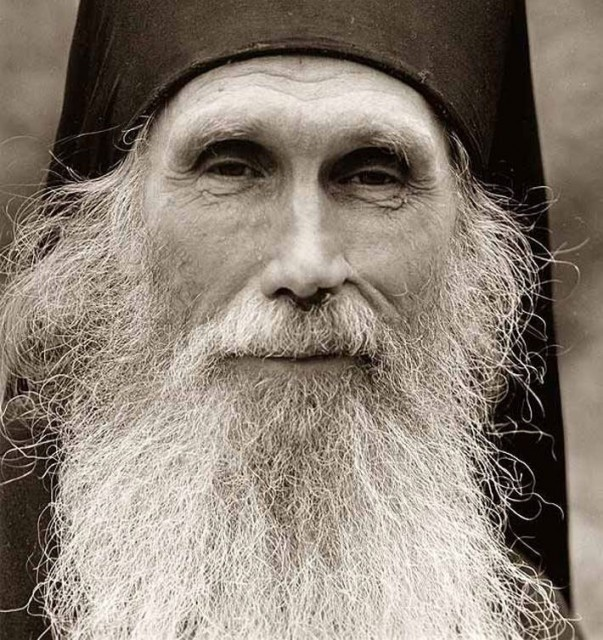 В память о новопреставленном архимандрите Кирилле Павлове